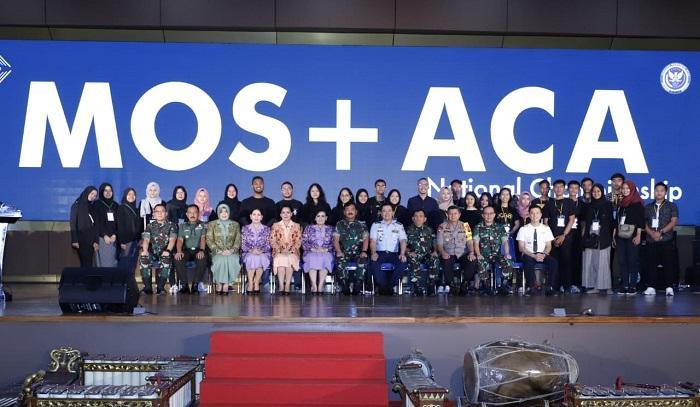 Panglima TNI: MOS dan ACA National Championship Bentuk Mentalitas Bangsa Yang Kuat