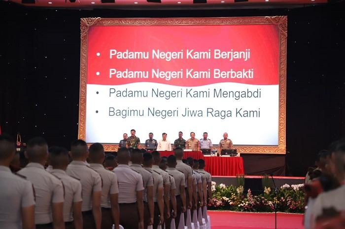 Panglima TNI: 781 Capaja TNI-Polri Siap Dilantik Presiden RI