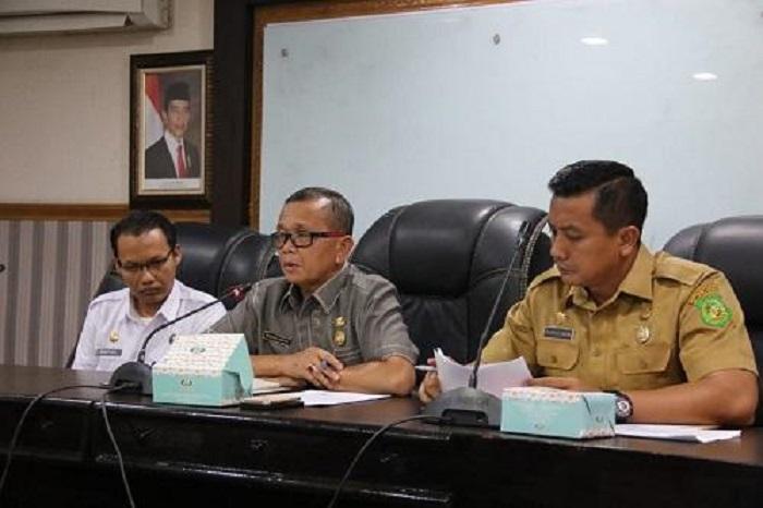 Ini Pesan Wali Kota Saat Rapat Pembentukan BNN di Kota Medan