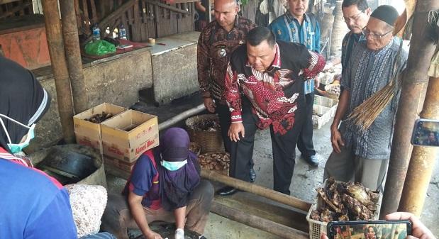 Wali Kota Sibolga Ajak Staf Pelajari Potensi Ekonomi di Semarang