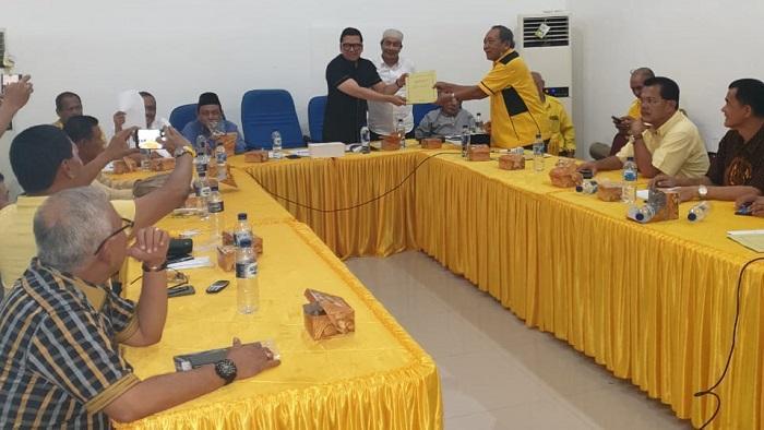Pilkada 2020: Golkar Sumut Usung Kader Murni, Termasuk di Medan