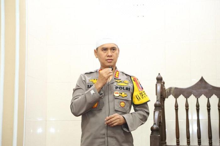 Penyegaran Jabatan di Polrestabes Medan, Inilah Nama Perwira Polisi Yang Dimutasi