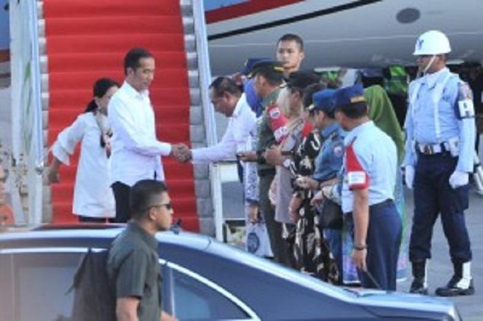 Presiden Jokowi dan Ibu Negara Kunjungi Sumut Selama 3 Hari ke Depan