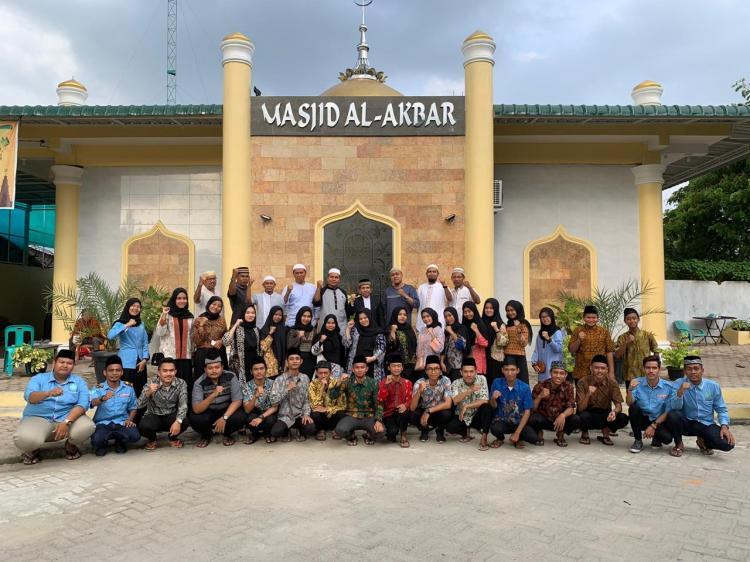 Remaja Masjid Al Akbar Grand Monaco IKRAR Kesetiaan