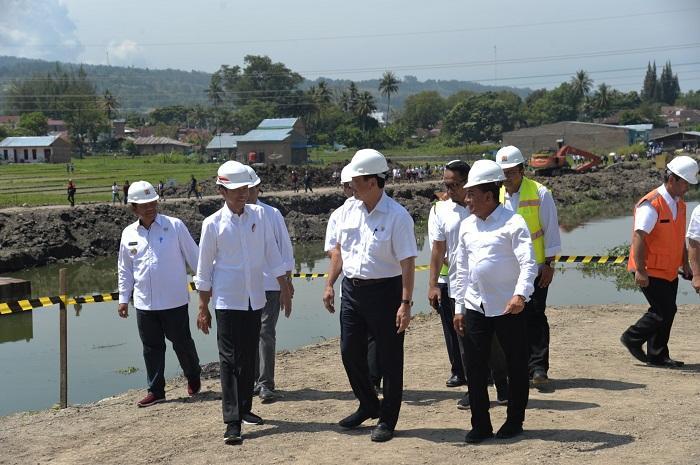 Hari Ketiga di Danau Toba, Presiden Jokowi Yakinkan Pekerjaan KSPN Terlihat Tahun Depan