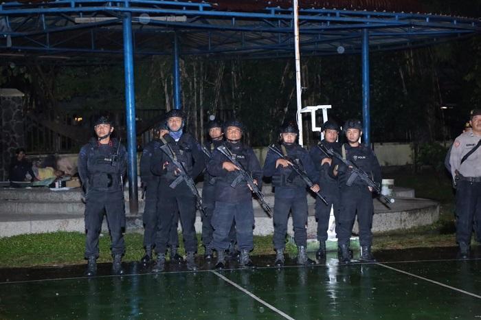 Libas Begal di Underpass Titi Kuning, Polrestabes Medan Siapkan 200 Pasukan Pemukul