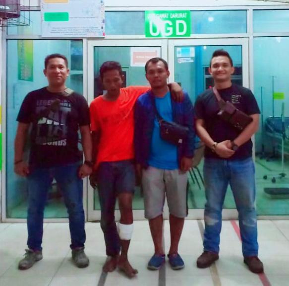 Bongkar Rumah di Labura, Residivis Mendekam di Tahanan Polsek Kualah Hulu