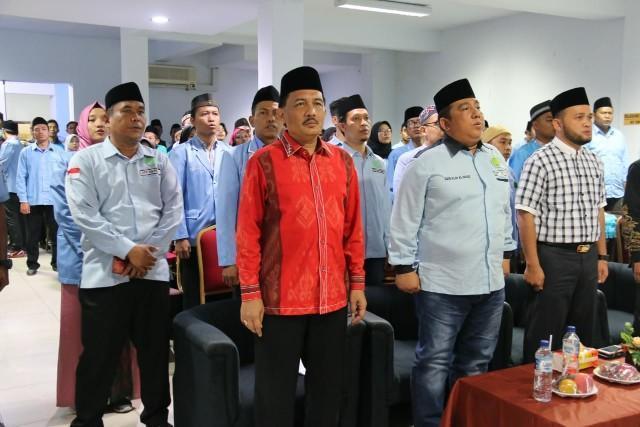 Walikota Medan Hadiri Pembukaan Musda VIII DPD BKPRMI Kota Medan