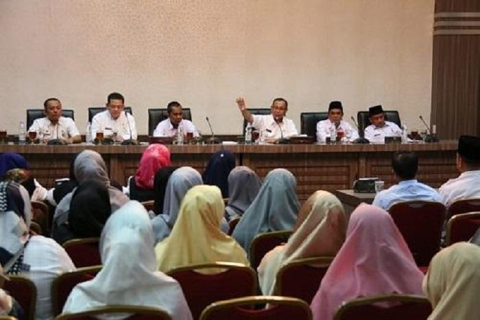 Wakil Wali Kota Medan Minta Guru Madrasah Tanamkan Budaya Bersih