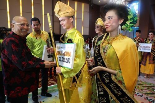 Walikota Medan Harapkan Jaka Dara Mampu Lestarikan Budaya dan Bangun Mental Generasi Muda