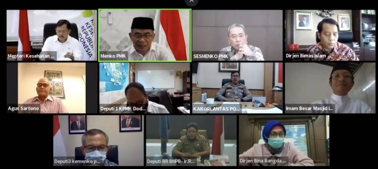 Menko PMK: Pemerintah Perbolehkan Salat Iduladha Dengan Syarat Sesuai SE Menag