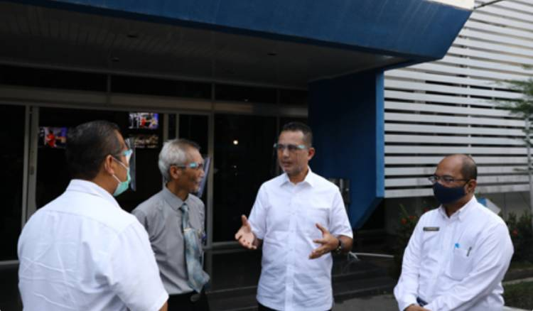 Pemutakhiran DTKS, Wagub Sumut Harapkan Bantuan Tahap II dari Pemerintah Tepat Sasaran