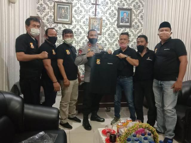 Kompol Pardamean Hutahaean Akui Giat Sosial Pewarta Polrestabes Medan