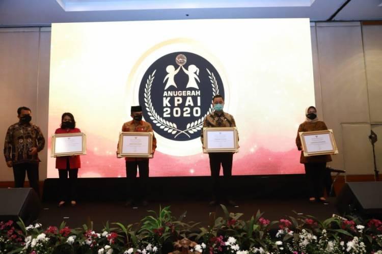 Kementerian Agama Terima Anugerah KPAI 2020, Komitmen dan Inovasi Perlindungan Anak