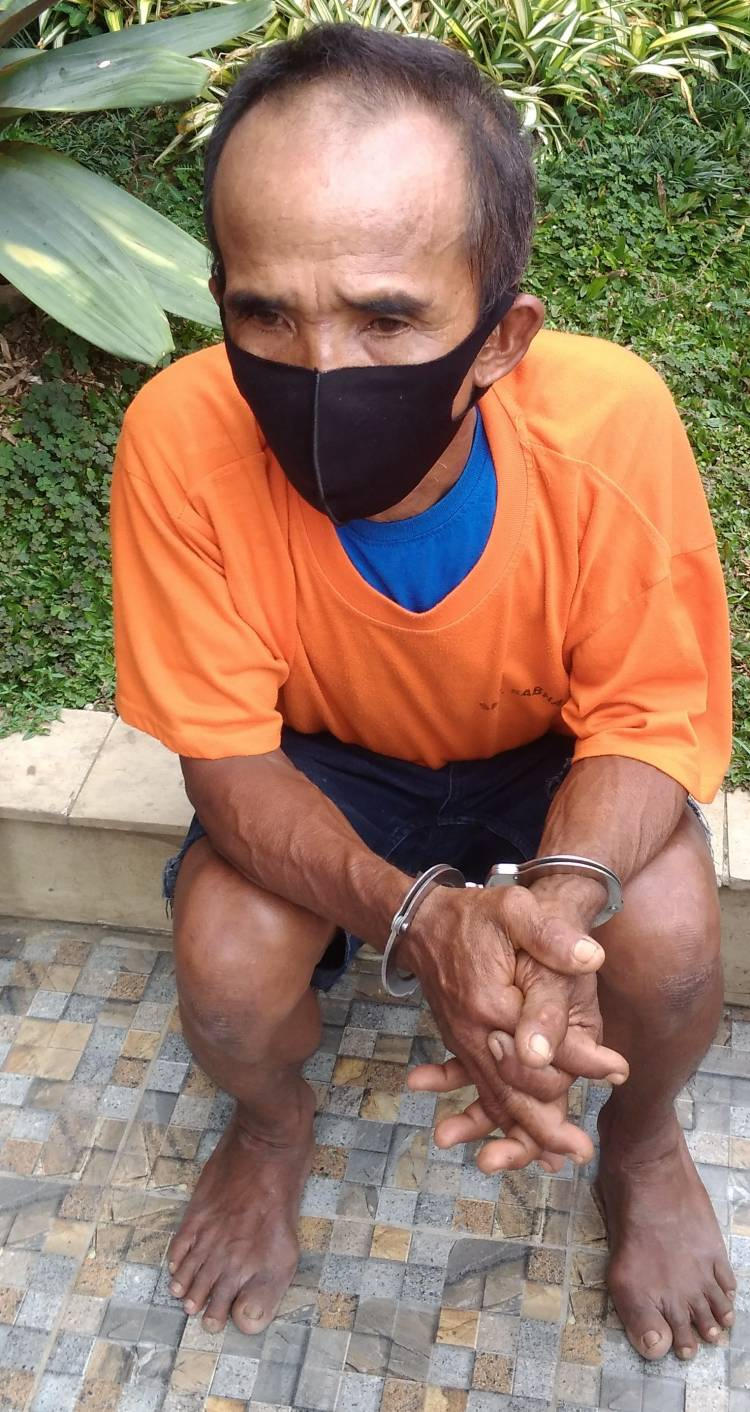 Selamat, Pelaku Pembunuhan di Kamar Hotel Bandar Baru Ditangkap Polrestabes Medan