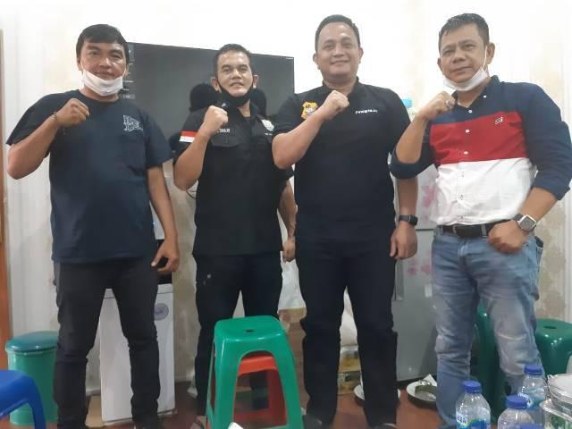 Wakasat Reserse Narkoba Polrestabes Medan Sambut Pewarta, Kompol Doly: Wartawan Rekan Kerja Kepolisian