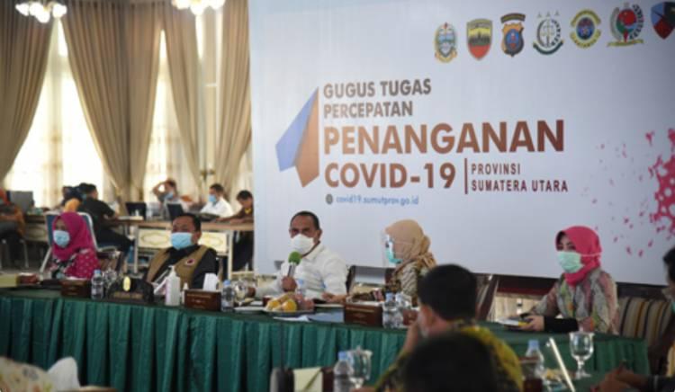 Edy Rahmayadi Minta Seluruh OPD Aplikasikan 6 Strategi Extraordinary, Dorong Pertumbuhan Ekonomi Sumatera Utara