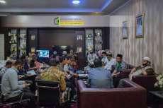Persiapan Tahun Ajaran Baru, Pimpinan Ponpes se-Kota Padangsidimpuan Audiensi ke Wali Kota