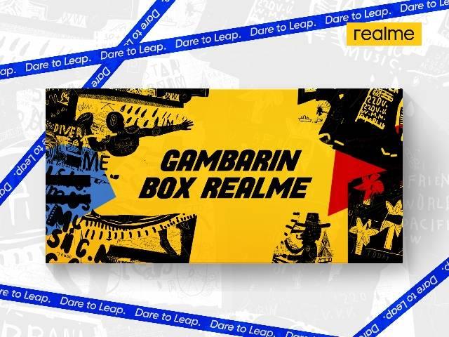 realme Gelar Kompetisi #GambarinBoxrealme, Top 3 Smartphone Brand di Mid-Year Super Sale Lazada