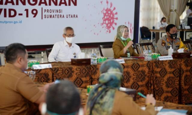 Pemprov Sumut Alokasikan Rp 500 M untuk Penyediaan Jaring Pengaman Sosial Covid-19