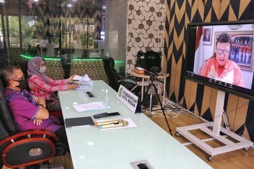 Pemko Medan Siap Laksanakan SE MenPAN-RB No.62 Tahun 2020 Tentang Penyelamatan Arsip Penanganan Covid-19