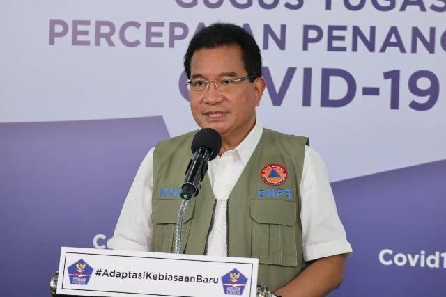 Prof Wiku Bantah Isu Covid-19 Konspirasi, Virus Ini Ancaman Nyata
