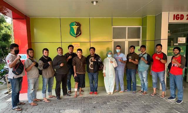 Kabur dari Rumah Tahanan, Saputra Lubis Dapat 'Hadiah' Tembakan dari Polsek Delitua