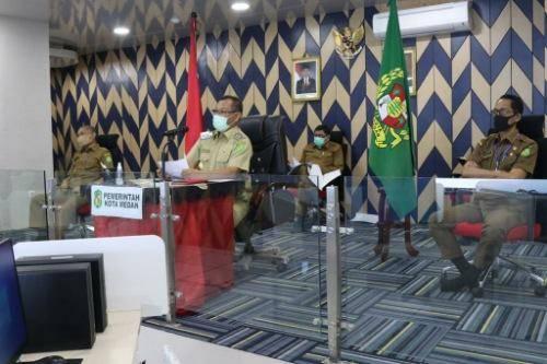 KPK Dukung Upaya Penyelamatan Aset Pemko Medan
