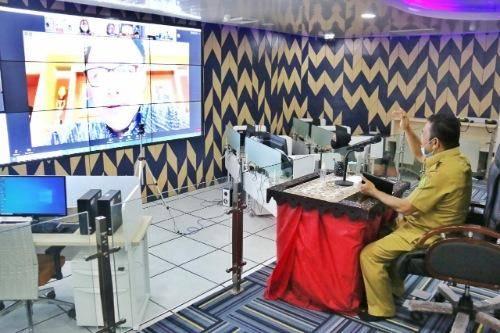 Aplikasi Indonesia Siap Bantu Pemko Rencanakan Pembangunan di Kota Medan