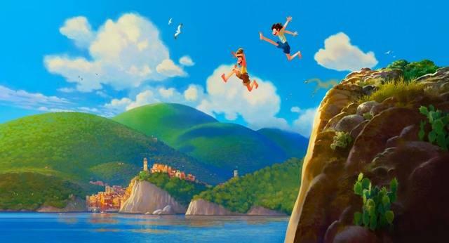 'Luca' Ajak Penonton Jelajahi Musim Panas Tak Terlupakan di Riviera Italia
