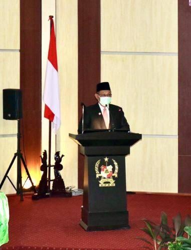 Plt Walikota Medan Akhyar Berterima Kasih Pada Forkopimda dan Masyarakat Yang Bantu Pemko Tangani Covid-19