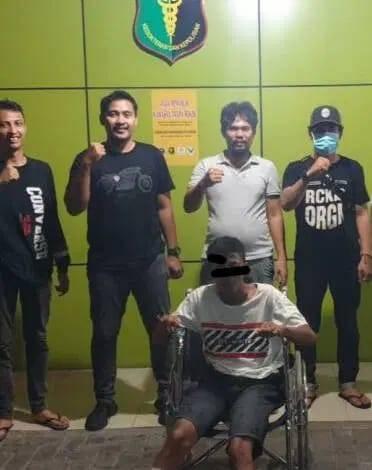 Lolos Asimilasi, Residivis Tertangkap Bobol Rumah Warga di Medan Krio, Satu Pelaku Ditembak Polisi
