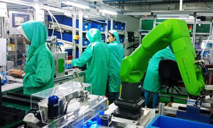 Menperin: Kinerja Ekspor Manufaktur Lampaui 79 Persen Semester I Tahun 2020