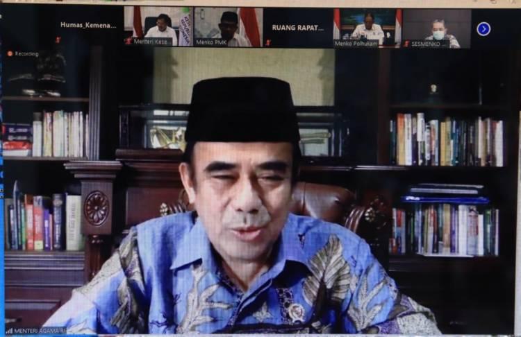 Masjid Istiqlal Tidak Gelar Salat Idul Adha 1441H, Menteri Agama: Karena Pandemi Covid-19