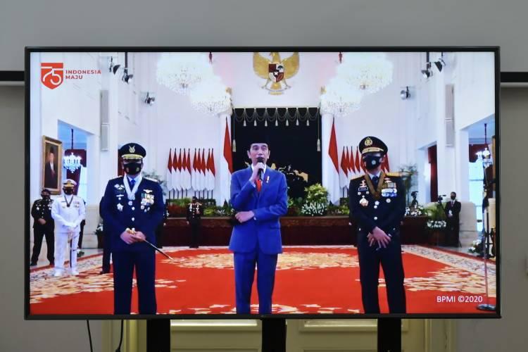 Tujuh Instruksi Presiden sebagai Pedoman Pelaksanaan Tugas Polri