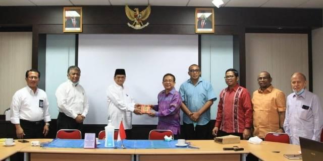 Kemenag dan Persekutuan Gereja-Gereja Indonesia Intensifkan Dialog Lintas Agama