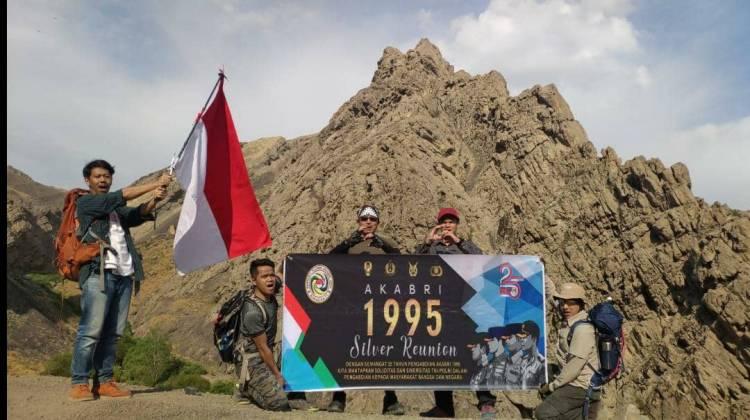 Aksi Akabri 95 Mendunia dan Membumi