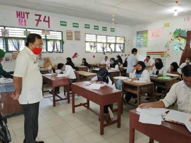 1.226 Guru di Kabupaten Batubara Ikuti Uji Kompetensi Guru