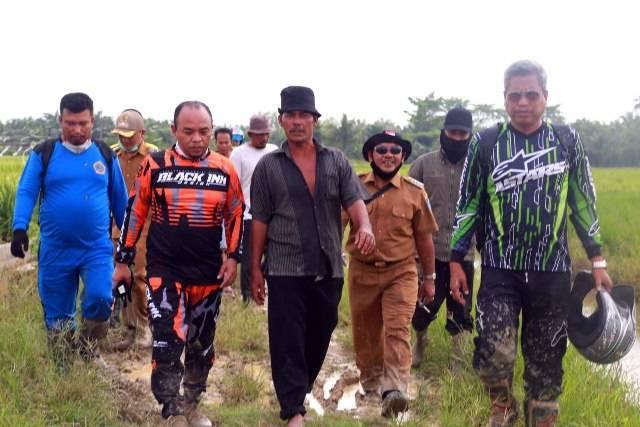 Tingkatkan Ketahanan Pangan, Bupati Labuhanbatu Akan Fasilitasi Kebutuhan Petani