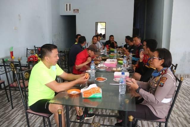 Polresta Deli Serdang Dukung Satgas Covid-19 Sosialisasikan Protokol Terkait Izin Pesta dan Keramaian