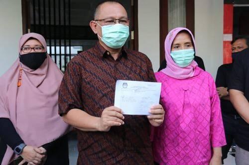 Usai Ikuti Coklit, Akhyar Nasution Ajak Masyarakat Kota Medan Sambut Pilkada 2020 dengan Gembira