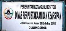 Wali Kota Launching Perpustakaan Digital Pemko Gunungsitoli