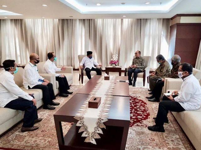 Ketum Kadin: UMKM Siap Andil dalam Pelayanan Haji Indonesia