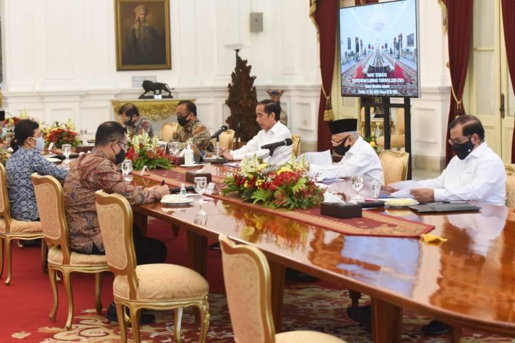 Tiga Arahan Presiden Soal Percepatan Pengurangan Tuberkulosis