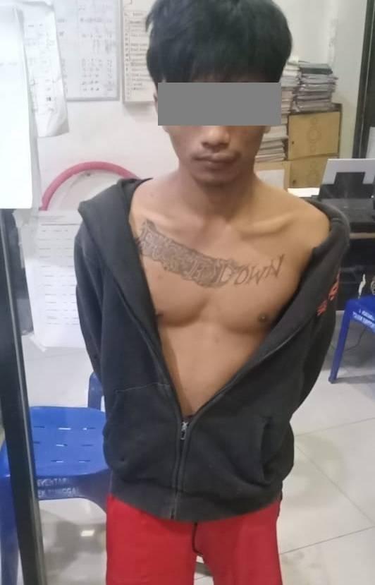 Komplotan Jambret di Jalan Ladang Baru Sunggal Ditangkap Polisi, 1 Diamankan, 1 Tewas Diamuk Massa, 1 DPO
