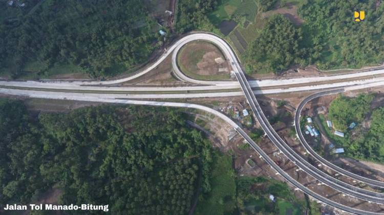 Ruas Tol di Aceh dan Sulut Siap Beroperasi Dukung Pemulihan Ekonomi Nasional