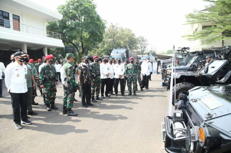 Selain Perang, Terorisme Juga Bagian dari Tugas Pokok TNI