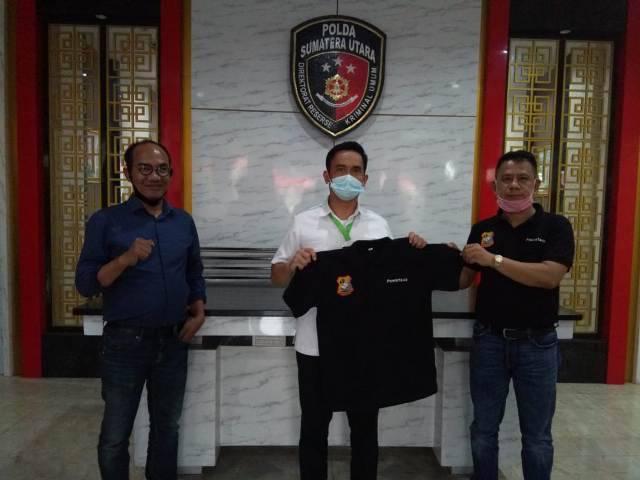 Kombes Pol Irwan Anwar Apresiasi Pewarta Polrestabes Medan, Wartawan Mitra Strategis Polri