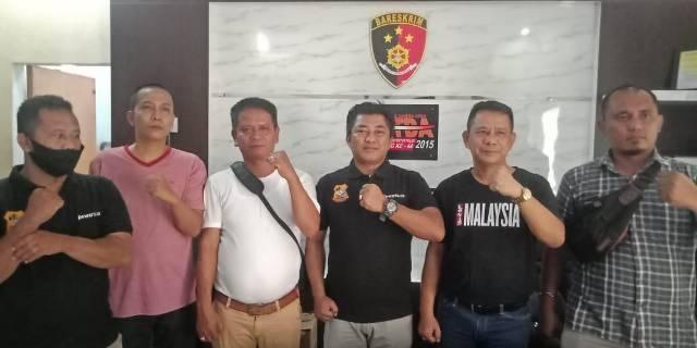 Pewarta Polrestabes Medan Apresiasi Kinerja Reskrim Polsek Delitua
