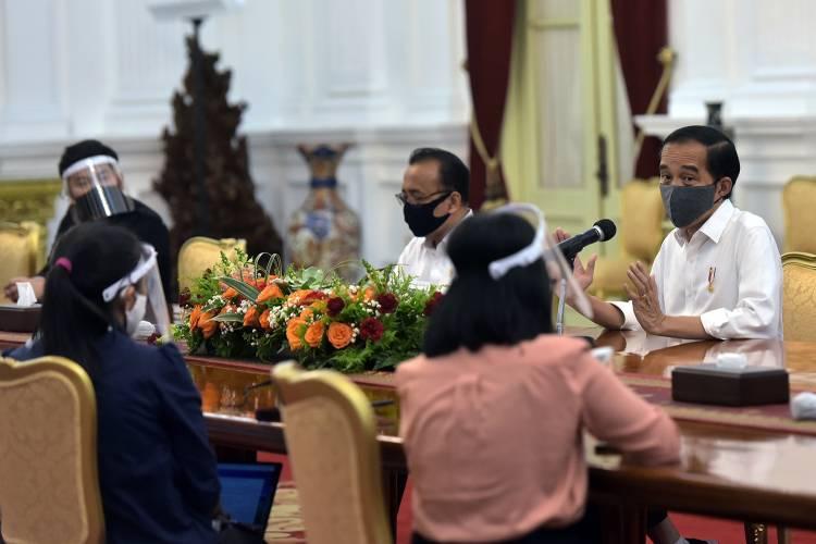 Presiden: Saat Ini Dipersiapkan Perampingan 18 Lembaga/Organisasi